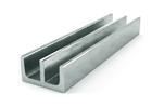 Ш-образнйы профиль алюминиевый